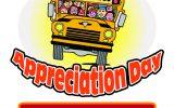 School Bus Driver Appreciation – May 19