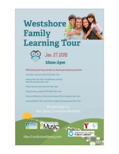 2018 Learning Tour Poster